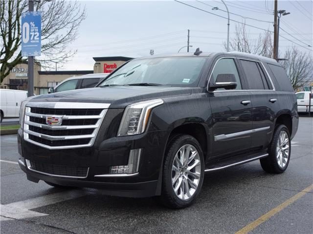 2020 Cadillac Escalade Luxury (Stk: 0201940) in Langley City - Image 1 of 6