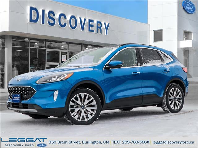 2020 Ford Escape Titanium (Stk: ES20-42936) in Burlington - Image 1 of 22
