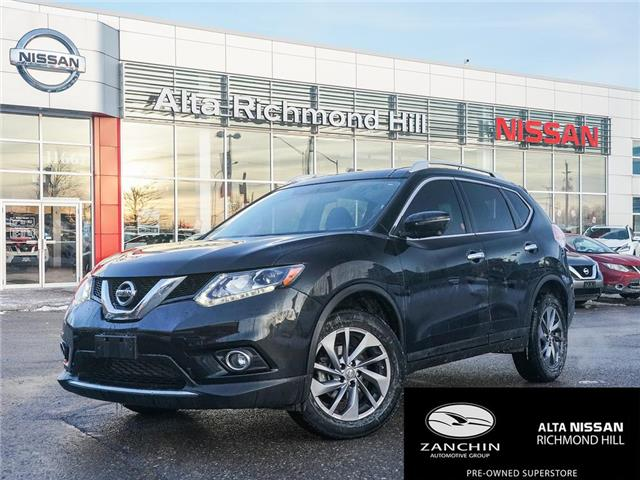 2016 Nissan Rogue SL Premium (Stk: RY20R076A) in Richmond Hill - Image 1 of 25
