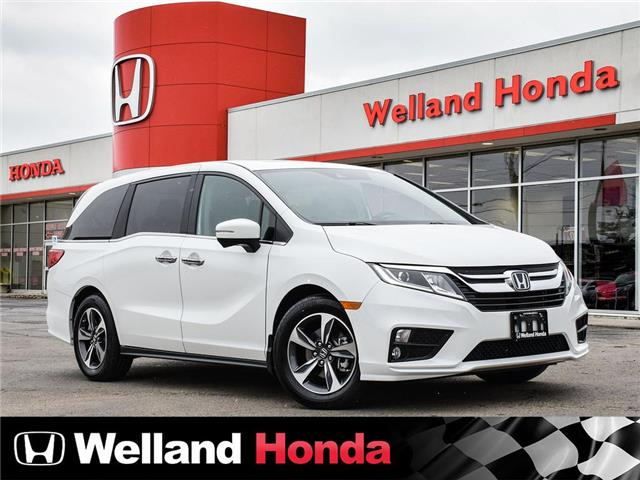 2020 Honda Odyssey EX-RES (Stk: N20041) in Welland - Image 1 of 31