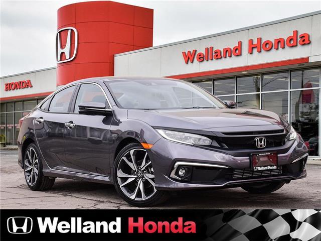 2020 Honda Civic Touring (Stk: N19492) in Welland - Image 1 of 30