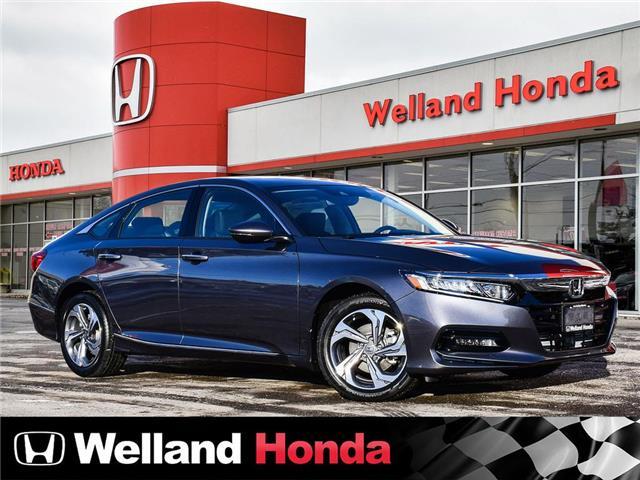 2020 Honda Accord EX-L 1.5T (Stk: N20053) in Welland - Image 1 of 24