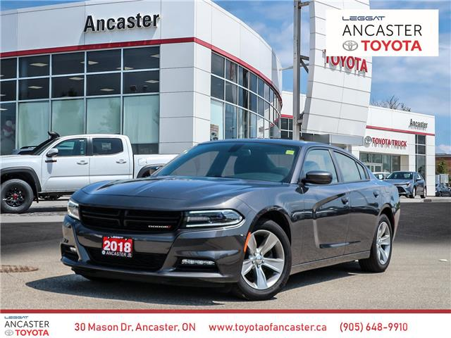 2018 Dodge Charger SXT Plus (Stk: P100) in Ancaster - Image 1 of 30