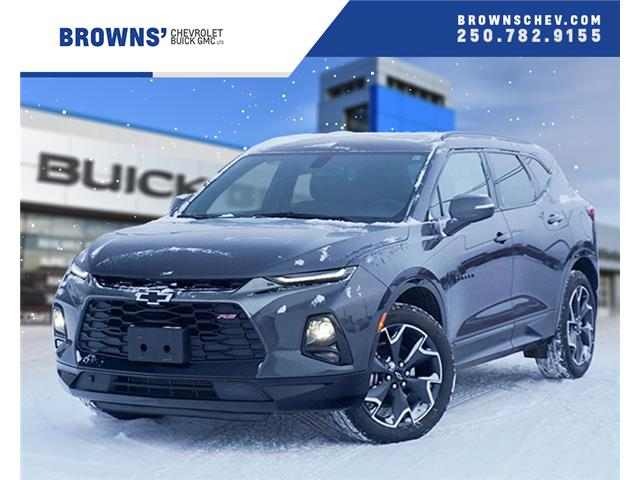 2019 Chevrolet Blazer RS (Stk: T19-1066A) in Dawson Creek - Image 1 of 15
