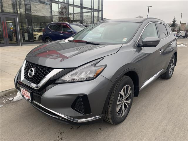 2020 Nissan Murano SV (Stk: T20019) in Kamloops - Image 1 of 24