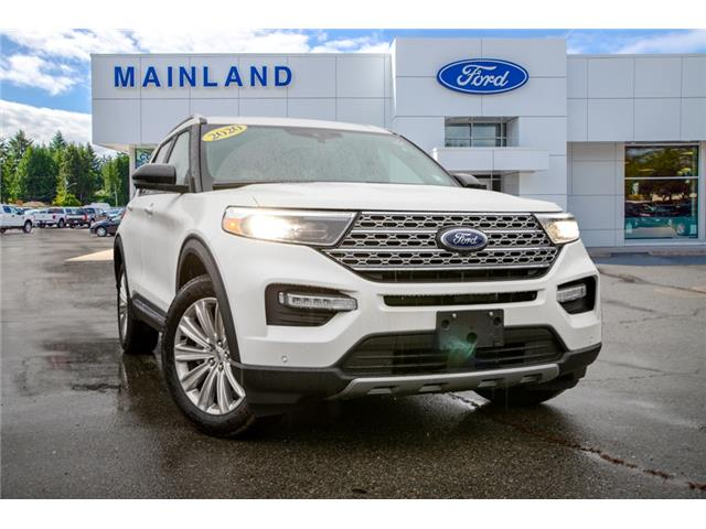 2020 Ford Explorer Limited (Stk: 20EX5395) in Vancouver - Image 1 of 21