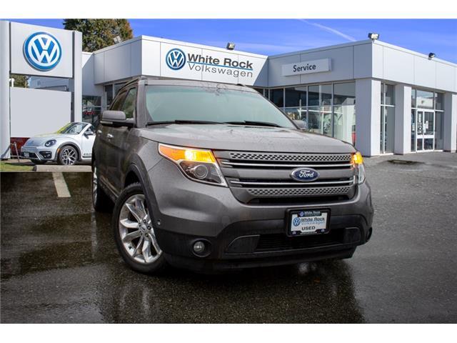 2012 Ford Explorer Limited (Stk: KE026264A) in Vancouver - Image 1 of 22
