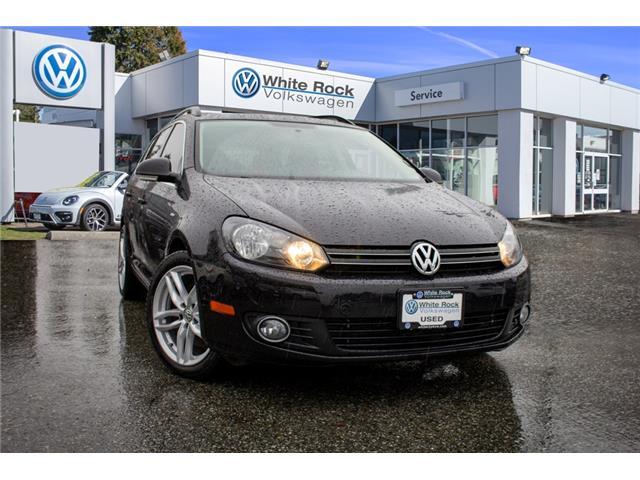 2014 Volkswagen Golf 2.0 TDI Wolfsburg Edition (Stk: VW1027) in Vancouver - Image 1 of 19