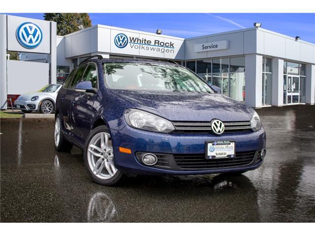 2014 Volkswagen Golf 2.0 TDI Wolfsburg Edition (Stk: VW1030) in Vancouver - Image 1 of 18