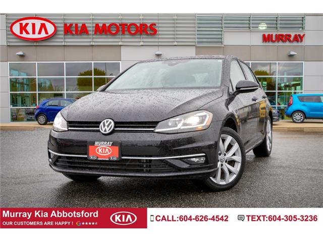 2018 Volkswagen Golf 1.8 TSI Highline (Stk: SD08897A) in Abbotsford - Image 1 of 20