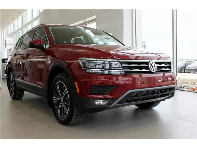 2020 Volkswagen Tiguan Highline (Stk: 69631) in Saskatoon - Image 1 of 23