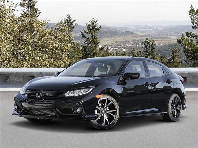 2020 Honda Civic Sport Touring (Stk: 20197) in Milton - Image 1 of 23