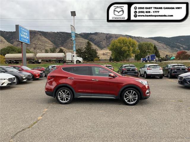 2017 Hyundai Santa Fe Sport 2.0T Limited (Stk: YK133A) in Kamloops - Image 1 of 37
