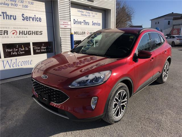 2020 Ford Escape SEL (Stk: 20058) in Cornwall - Image 1 of 11