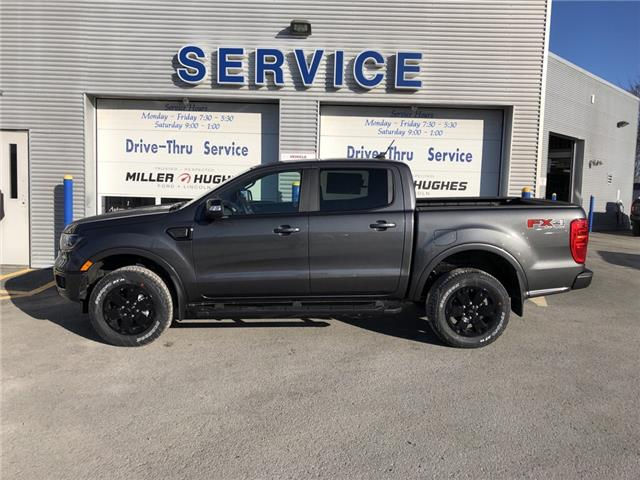 2020 Ford Ranger Lariat (Stk: 20060) in Cornwall - Image 2 of 11