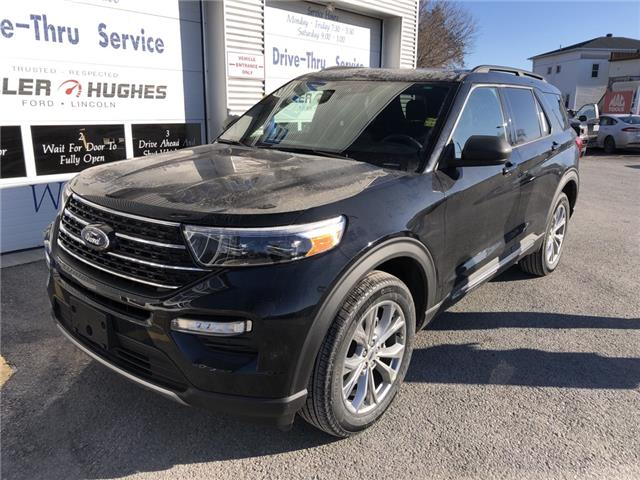 2020 Ford Explorer XLT (Stk: 20039) in Cornwall - Image 1 of 11