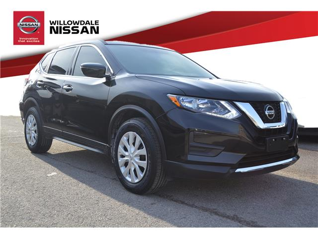 2018 Nissan Rogue S (Stk: E7568A) in Thornhill - Image 1 of 25