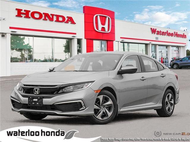 2020 Honda Civic LX (Stk: H6658) in Waterloo - Image 1 of 23