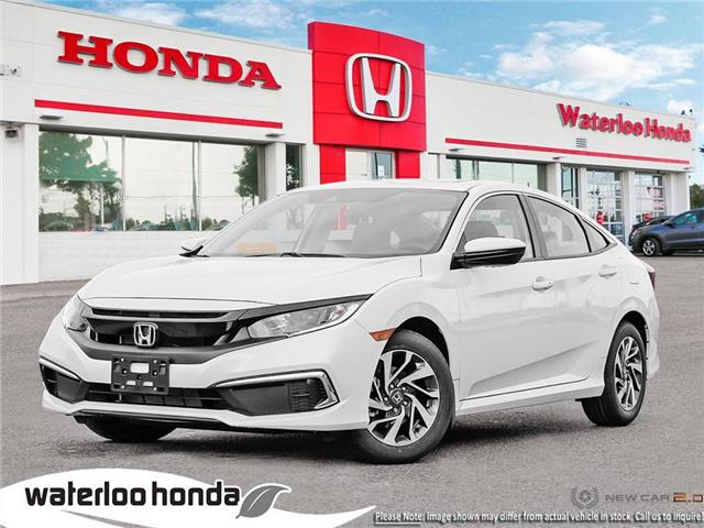 2020 Honda Civic EX (Stk: H6655) in Waterloo - Image 1 of 23