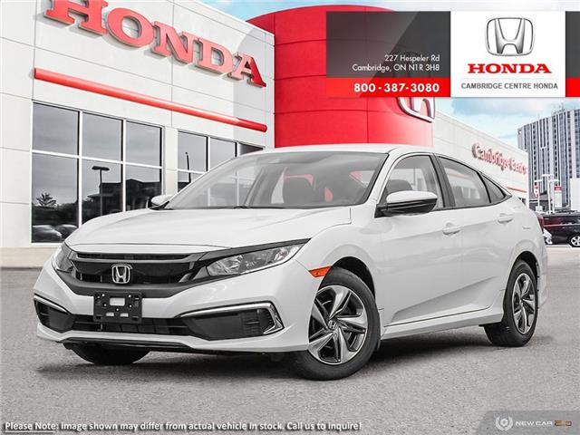 2020 Honda Civic LX (Stk: 20609) in Cambridge - Image 1 of 24