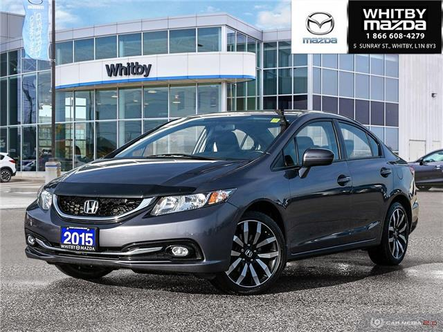 2015 Honda Civic Touring (Stk: 2012A) in Whitby - Image 1 of 27