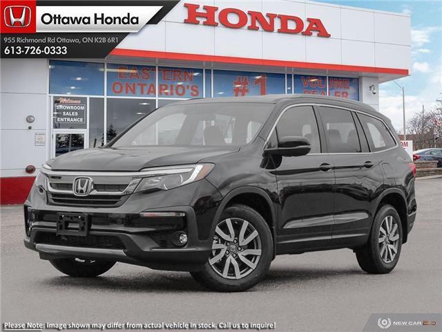 2020 Honda Pilot EX-L Navi (Stk: 331840) in Ottawa - Image 1 of 23