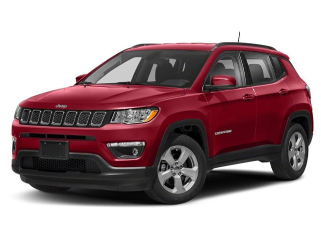 2020 Jeep Compass North (Stk: L156503) in Surrey - Image 1 of 9
