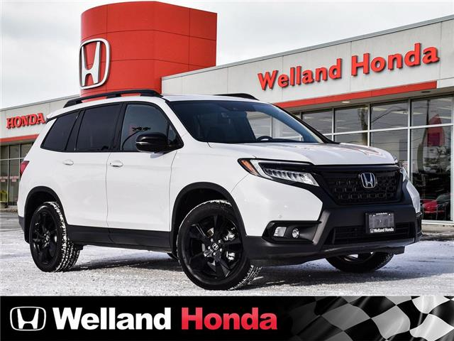 2020 Honda Passport Touring (Stk: N20064) in Welland - Image 1 of 33