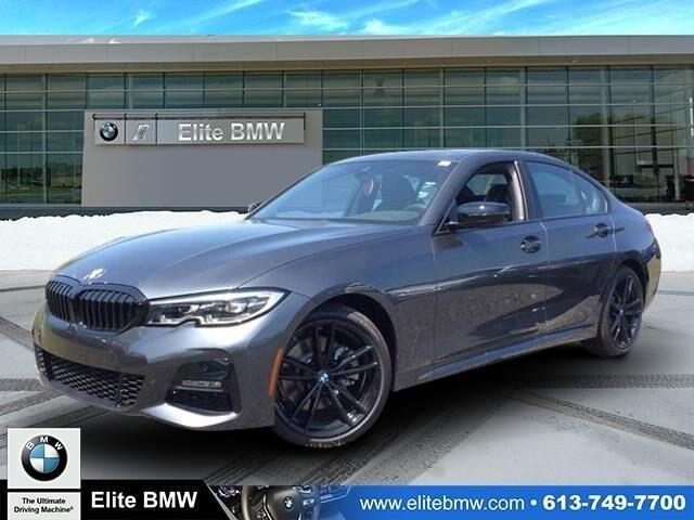 2019 BMW 330i xDrive (Stk: 13411) in Gloucester - Image 1 of 17