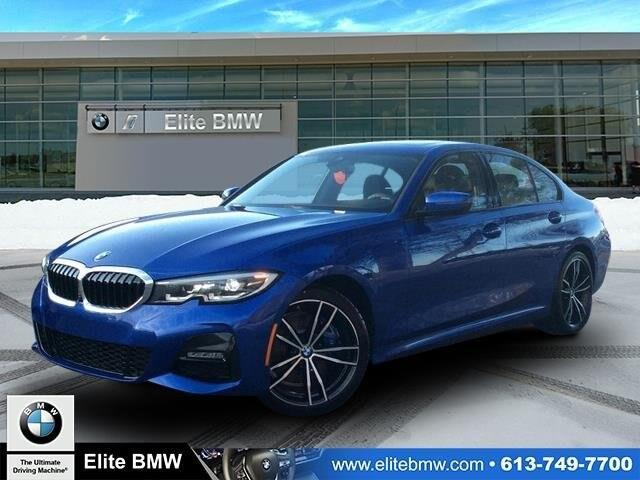 2019 BMW 330i xDrive (Stk: 13457) in Gloucester - Image 1 of 27