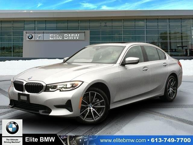 2019 BMW 330i xDrive (Stk: P9305) in Gloucester - Image 1 of 28