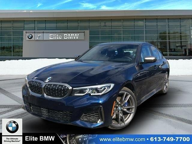 2020 BMW M340 i xDrive (Stk: 13584) in Gloucester - Image 1 of 25