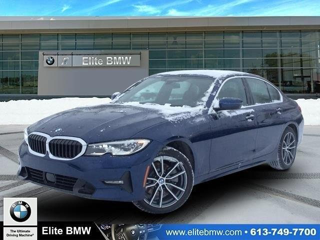 2020 BMW 330i xDrive (Stk: 13585) in Gloucester - Image 1 of 26