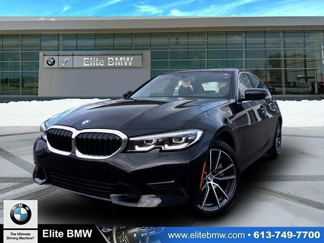 2020 BMW 330i xDrive (Stk: 13571) in Gloucester - Image 1 of 20