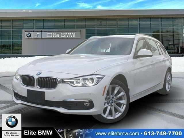 2017 BMW 330i xDrive Touring (Stk: P9248) in Gloucester - Image 1 of 29