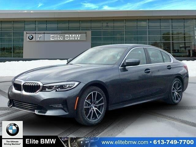 2020 BMW 330i xDrive (Stk: 13664) in Gloucester - Image 1 of 11