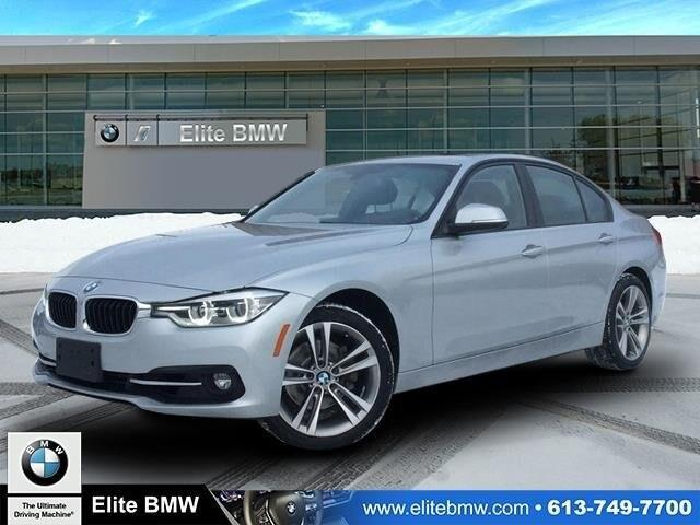 2018 BMW 330i xDrive (Stk: P9313) in Gloucester - Image 1 of 29
