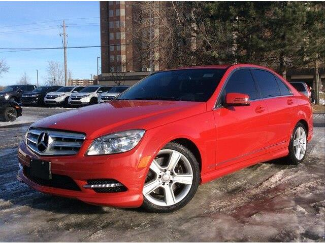 2011 Mercedes-Benz C-Class Base (Stk: P9302A) in Gloucester - Image 1 of 27