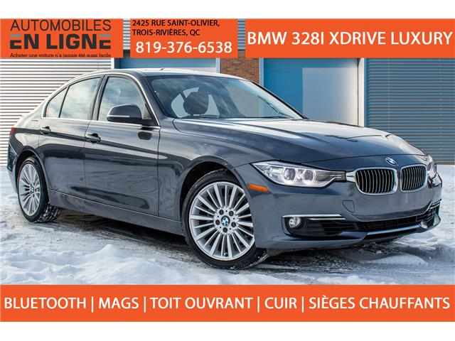 2014 BMW 328i xDrive (Stk: R83543) in Trois Rivieres - Image 1 of 34