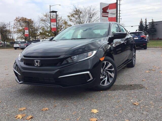 2020 Honda Civic EX (Stk: 20394) in Barrie - Image 1 of 22