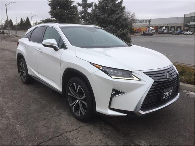 2017 Lexus RX 350 Base (Stk: 072072P) in Brampton - Image 1 of 22