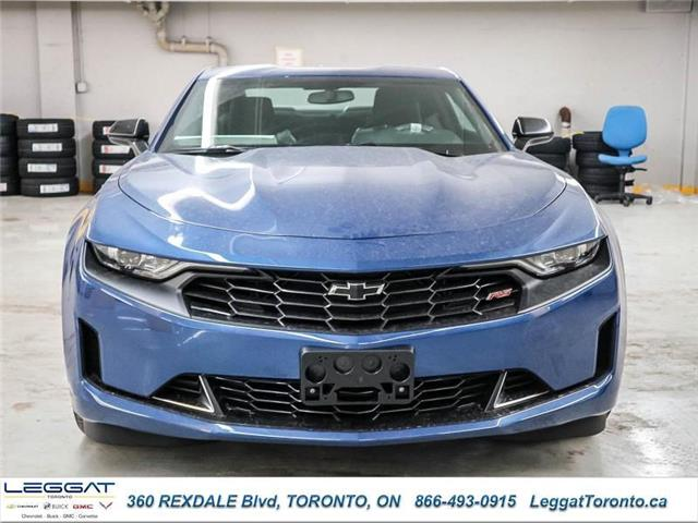 2020 Chevrolet Camaro  (Stk: 116706) in Etobicoke - Image 2 of 24