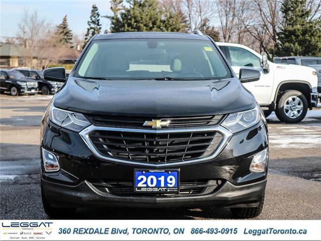 2019 Chevrolet Equinox LT (Stk: T11690) in Etobicoke - Image 2 of 26