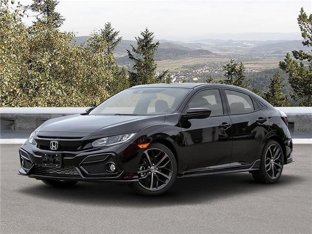 2020 Honda Civic Sport (Stk: 20008) in Milton - Image 1 of 23