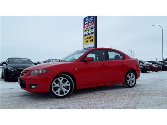 2007 Mazda Mazda3 GT (Stk: P628) in Brandon - Image 1 of 27