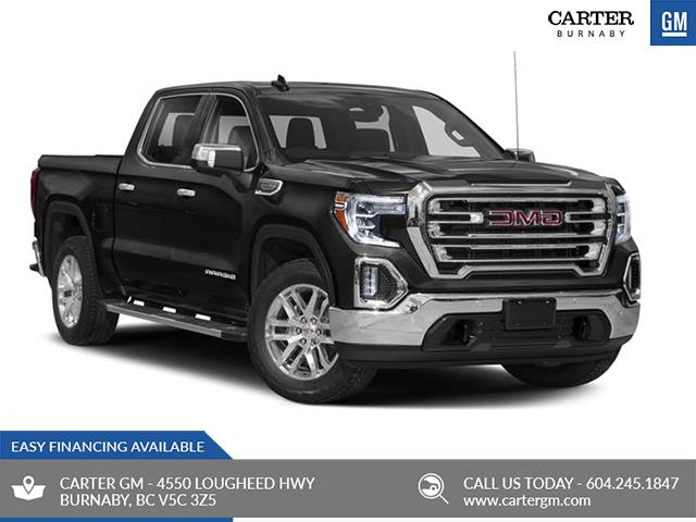 2020 GMC Sierra 1500 AT4 (Stk: 80-50810) in Burnaby - Image 1 of 1