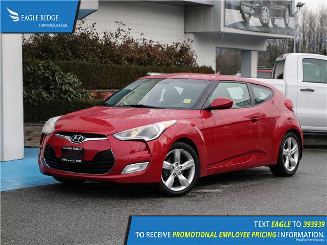 2013 Hyundai Veloster Base (Stk: 139857) in Coquitlam - Image 1 of 13
