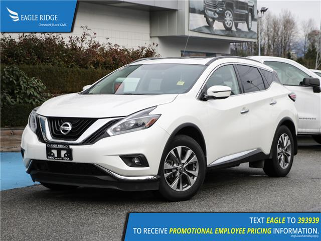 2018 Nissan Murano SV (Stk: 180004) in Coquitlam - Image 1 of 17