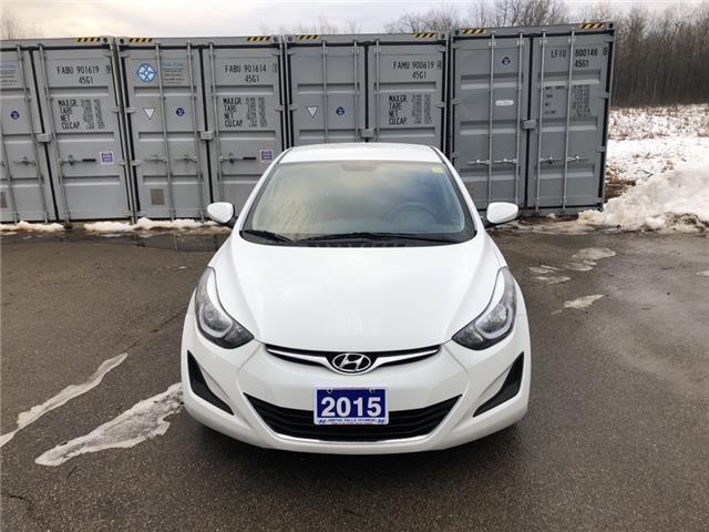2015 Hyundai Elantra GL (Stk: P31611) in Smiths Falls - Image 1 of 1