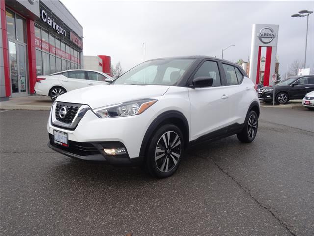 2019 Nissan Kicks SV (Stk: KL557619) in Bowmanville - Image 1 of 28